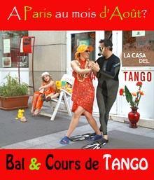 La csa del Tango