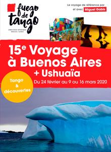 15° VOYAGE EN ARGENTINE